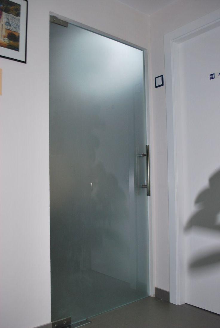 Puerta corredera de cristal para cocina buscar con for Puerta bano discapacitados