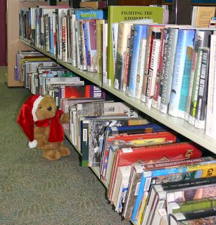 Kids@Cockburn Library: Christmas Adventures of Bing the Library Bear #19