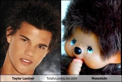Taylor Lautner Looks Like an Alpaca | Taylor Lautner Totally Looks Like Monchichi