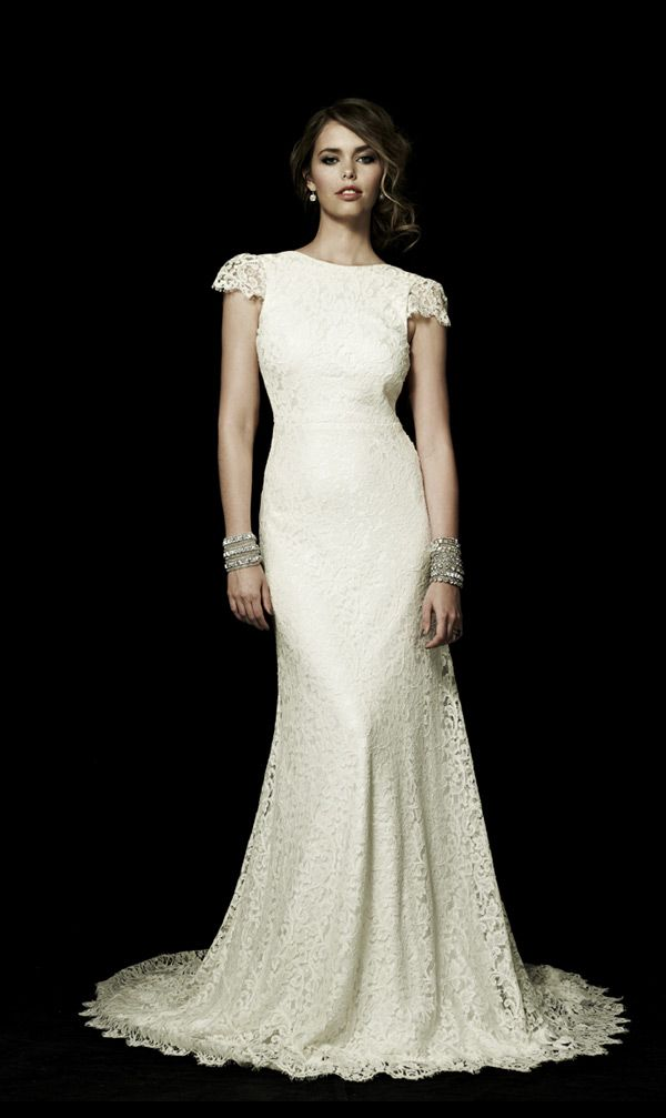 Johanna Johnson Spring Bridal 2013 Collection- The Rosa (Hero Collection)