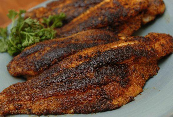 Blackened Catfish Recipe | Food For The Soul** | Pinterest ...