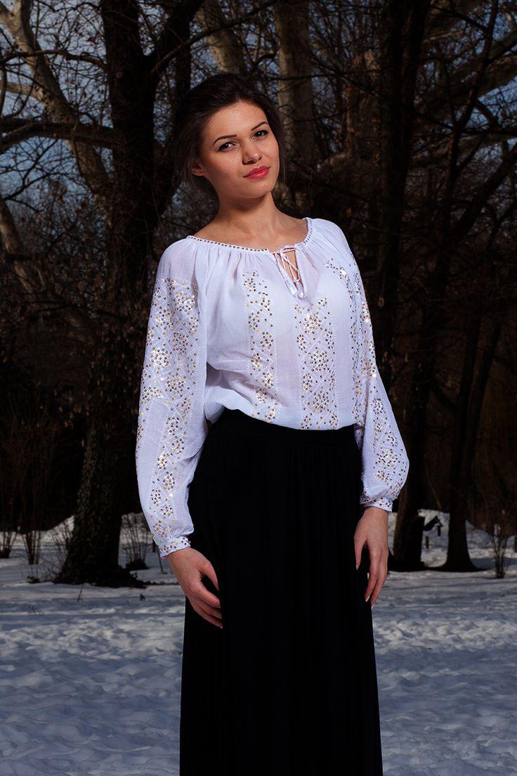 Ie romaneasca Irina 2