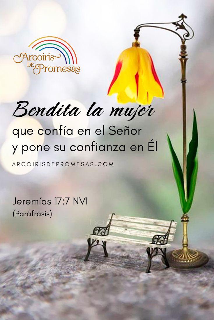 Confía En Dios Y Asegura Tu Bendición Confía En Dios Frases Del Amor De Dios Mujer De Dios