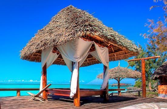 Private Banda for guests of Mahaba Cottage #Honeymoon #Zanzibar #Nungwi #IndianOcean #Seafood #BeachHotel #BeachResort #Sunset