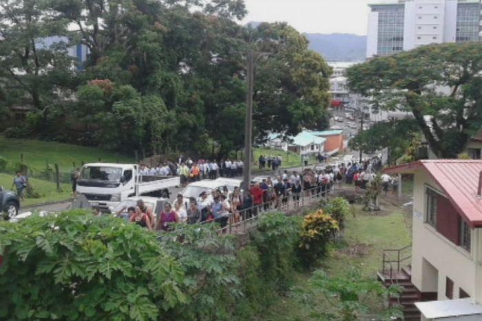 Ισχυρός σεισμός 7,2 βαθμών στα νησιά Φίτζι