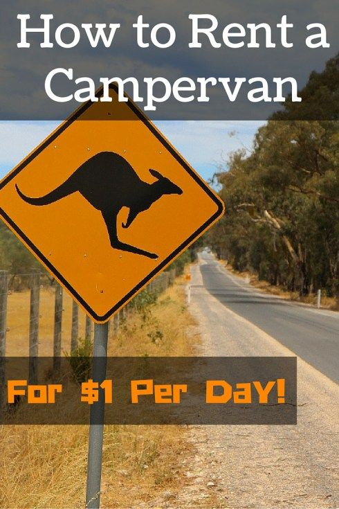 Find out how to save a ton of cash on your campervan rental while travelling through Australia, New Zealand, USA or Canada. How To Rent a Campervan for $1 Per Day - FreeYourMindTravel
