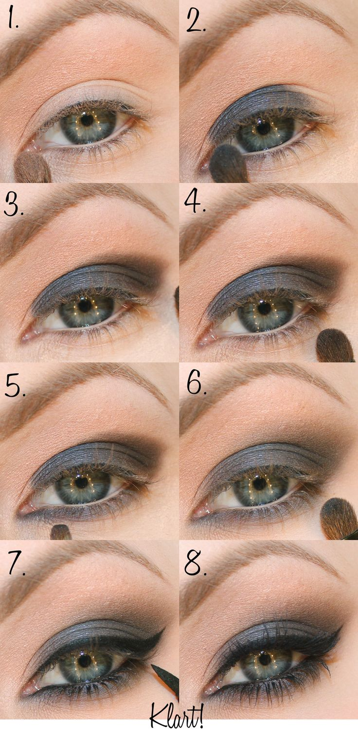 Best 25+ Eyeshadow Steps Ideas On Pinterest