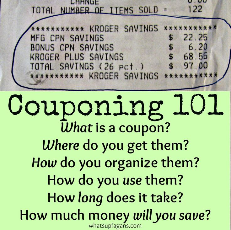 How to coupon the smart way - My Couponing 101 for beginners. I list where to get coupons, how to use them, and best coupon practices to save you big!