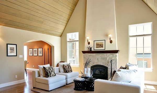 48 best images about modern tudor house on pinterest for Tudor style fireplace