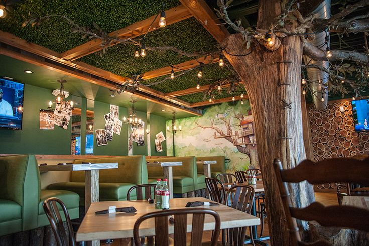 This Treehouse Restaurant In North Carolina Is Whimsical And Fun