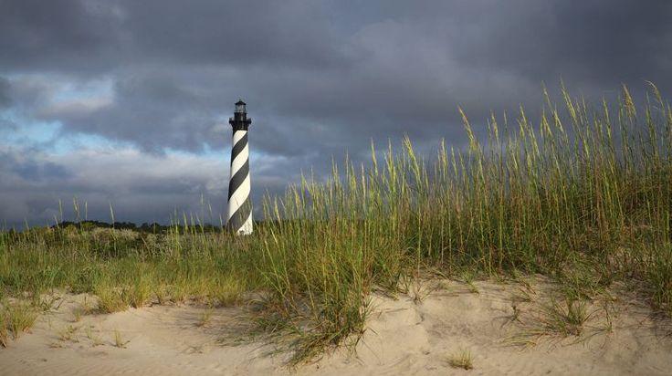 Cape Hatteras Lighthouse, America's tallest