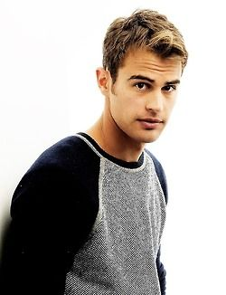 day 6 of the 30 challenge. Theo James is my dream cast and he is playing tobias in the movie
