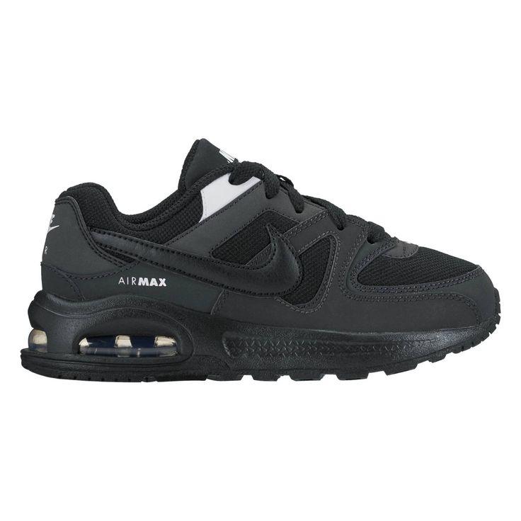 exclusieve Nike Air Max Command Flex jr sneakers (zwart/zwart/antraciet/wit)