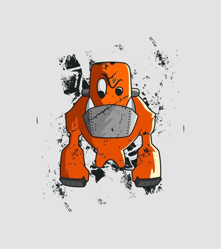 still robo44