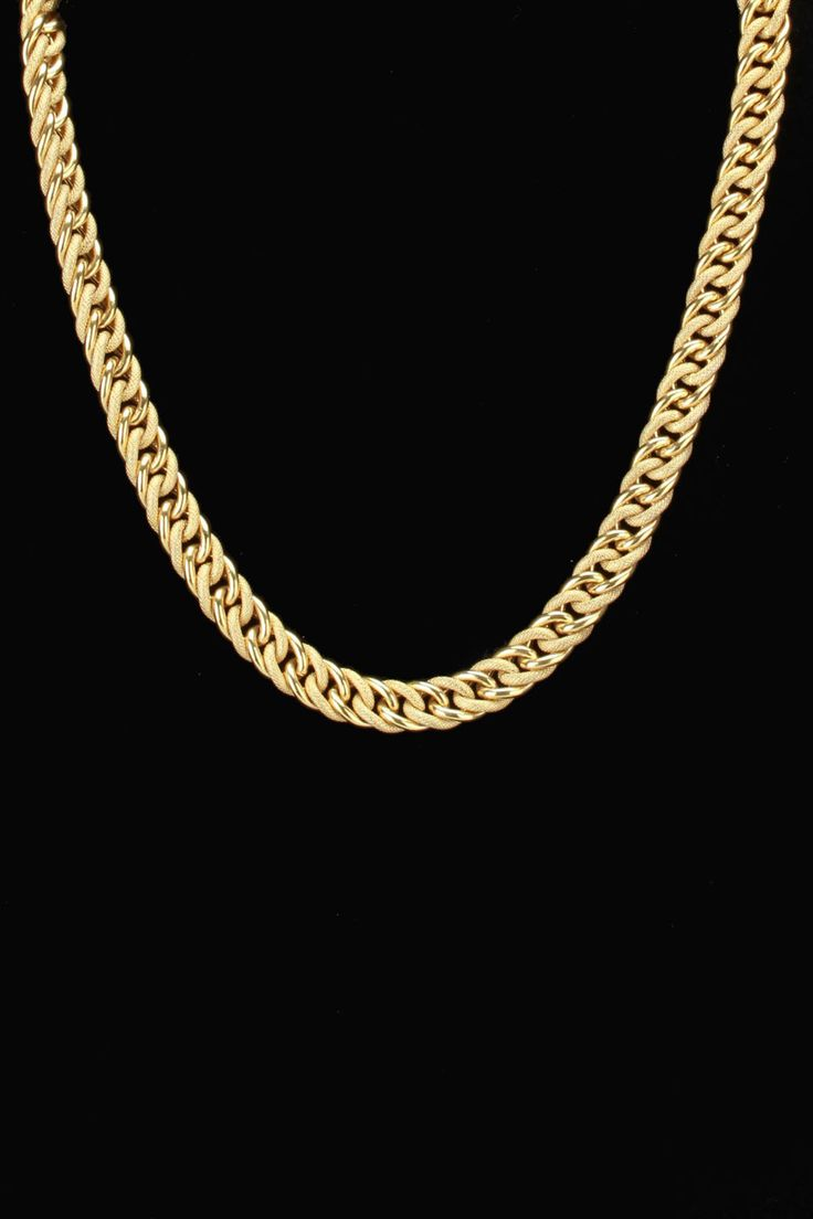 gold blowout 14k Yellow Gold Chain Necklace