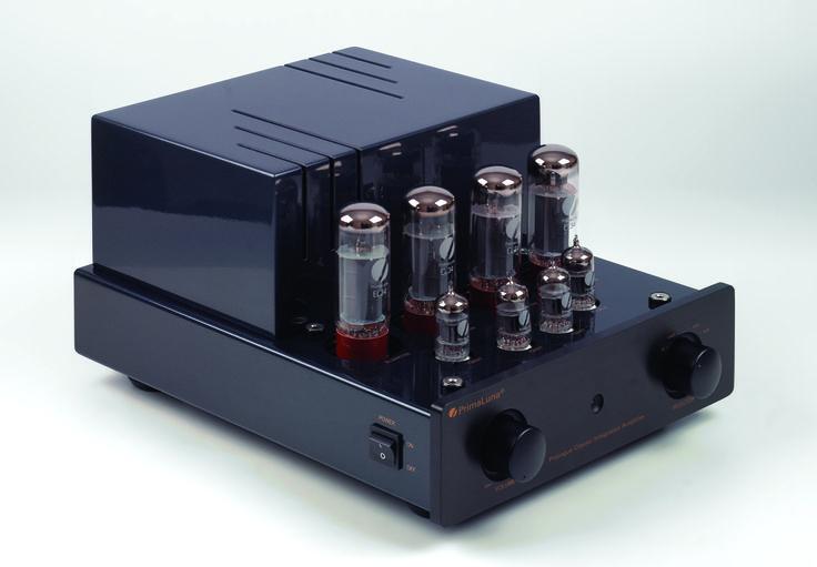 PrimaLuna Prologue Classic Integrated Amplifier (EL34) - Magenta Audio