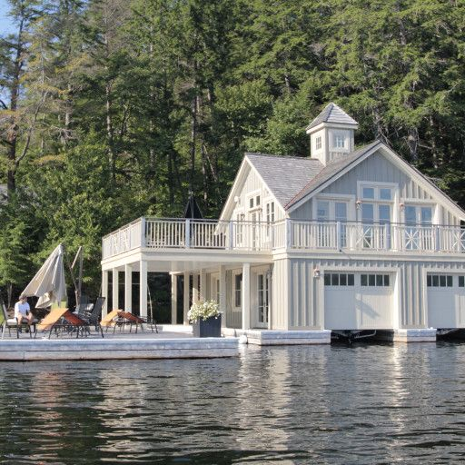 1000 ideas about boathouse on pinterest boat house for Lakehouse homes