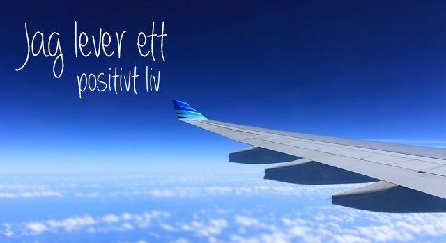 Positiva affirmationer :: #svenska