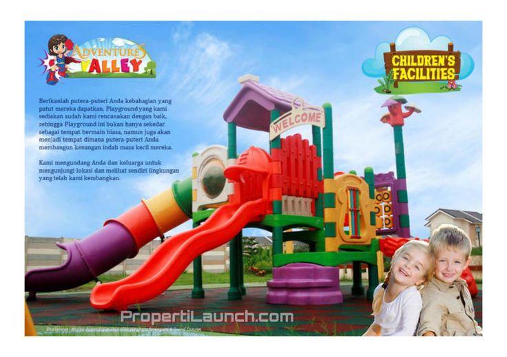 Paradise Serpong City Children's Facilities