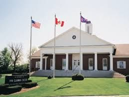 Phi Gamma Delta Headquarters.