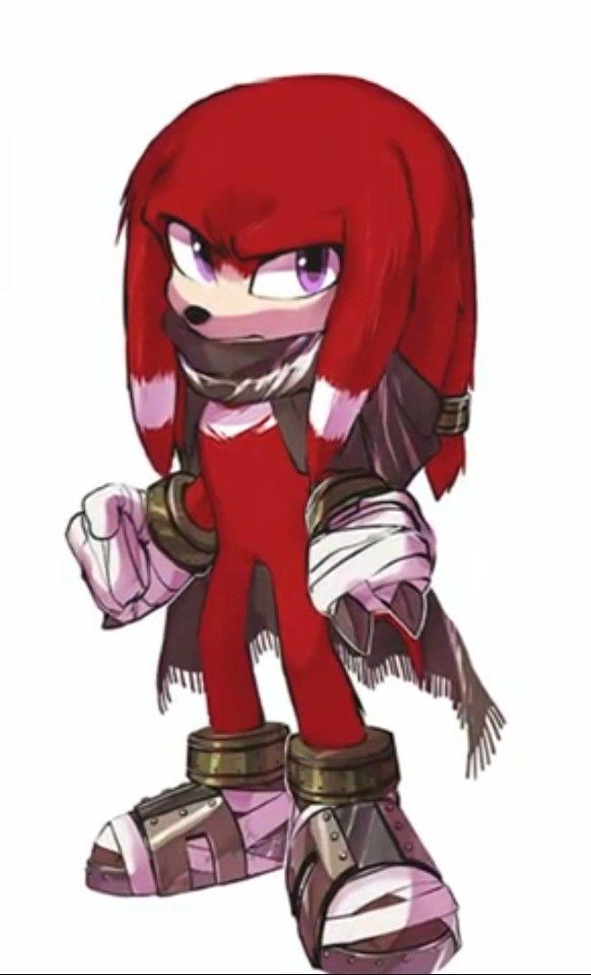 Knuckles Fanart In 2020 Sonic Fan Characters Sonic And Shadow Sonic Fan Art