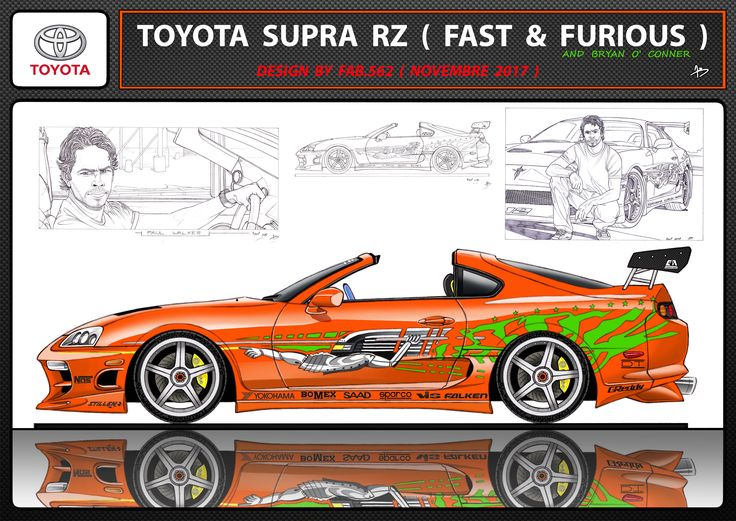 Toyota Supra By AeroDesign94 | × Car Art | Pinterest | Toyota Supra, Toyota  And Cars