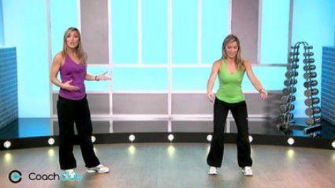 Le squat est l'un des exercices de musculation les plus complets, puisqu'il sollicite aussi bien les quadriceps et les ischio jambiers (cuisses) que les fessiers. Le mouvement de balancier du dos permet d'amincir les hanches.4 x 15 - Retrouvez plus d'infos sur notre article « Des hanches plus minces grâce au squat » : http://www.marieclaire.fr/,coach-club-affiner-hanches-squat,2610253,415559.asp