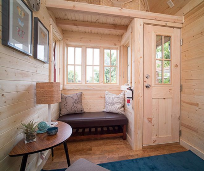 Inside Tiny Houses Tiny House Floor Plans With Loft Small: 80 Best Inside The Box Images On Pinterest