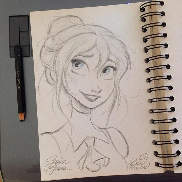Jane Porter from Disney's Tarzan by princekido.deviantart.com on @DeviantArt