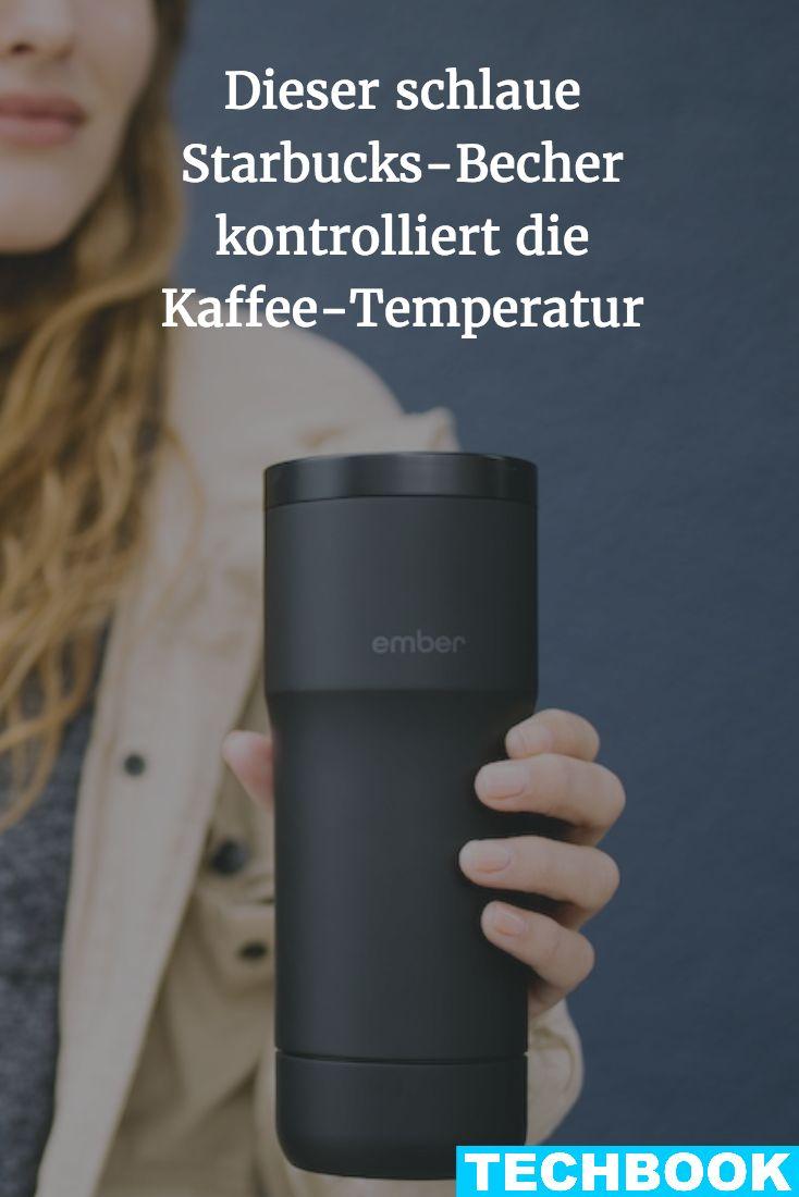 Schon wieder die Zunge verbrannt? Starbucks hat eine neue Methode am Start, um Ihr Heißgetränk auf Temperatur zu halten: Einen rundum vernetzten Kaffeebecher.