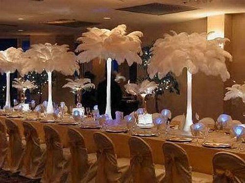 9 best non flower centerpieces images on pinterest centerpieces 12 pcs wedding centerpiece eiffel tower vase 16 tall balsacirclehttp junglespirit Gallery