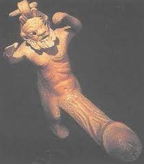 Las mujeres en la revolución científica: un injustificado olvido En la mitología griega, Príapo es un dios menor rústico de la fertilidad.