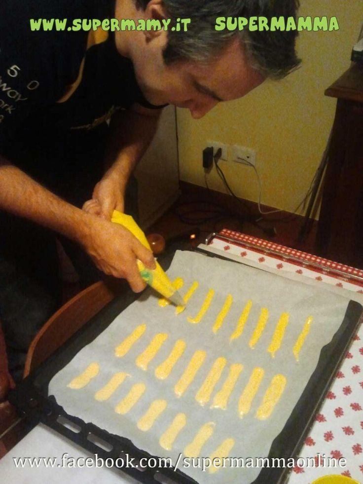 Pavesini, la ricetta anche con il bimby - Supermamma