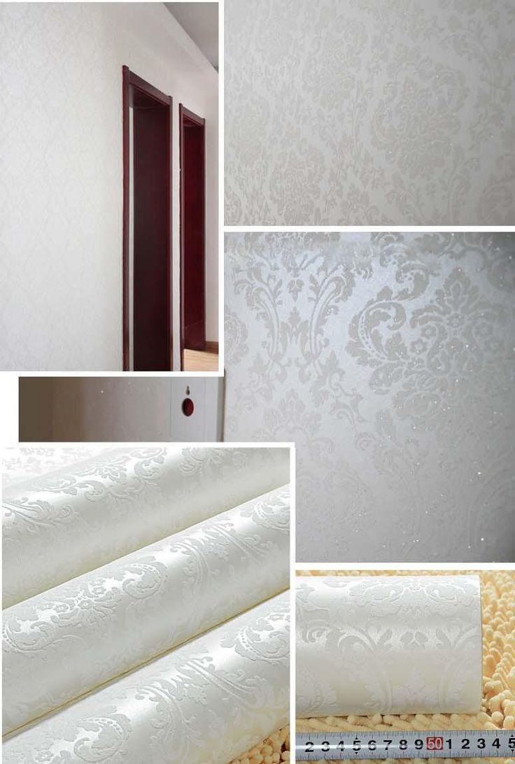 New Gold / Beige / White Glitter Damask Metallic Wallpaper Wallcoverings 10m Roll Non Woven Wall Paper W046 Wallpaper Hd Wallpapers Wallpaper Hd Widescreen From Xyls312, $64.08| Dhgate.Com 7