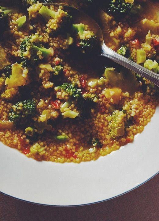 Couscous Soup