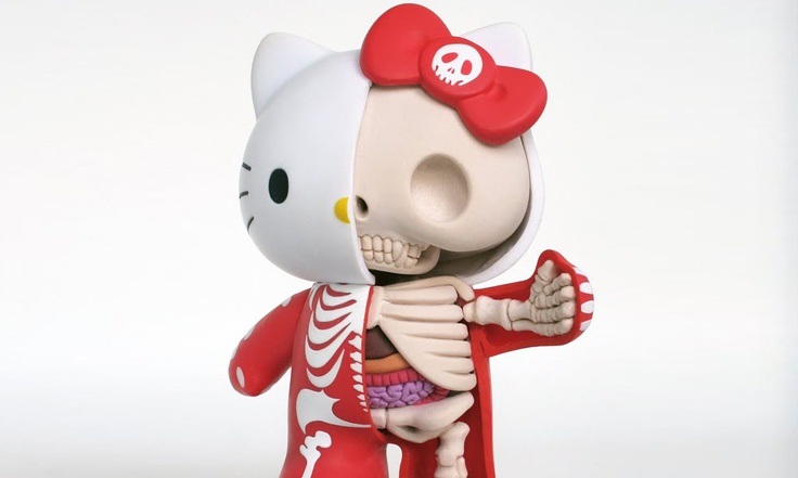 Jason Freeny. Toy art.