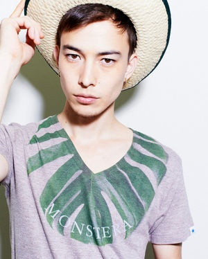 attention yall: sen mitsuji is my absolute favorite male model