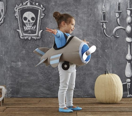 Toddler Airplane Costume | Pottery Barn Kids