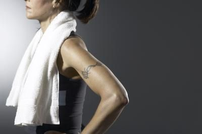 An Easy Way To Get Thin Arms | LIVESTRONG.COM