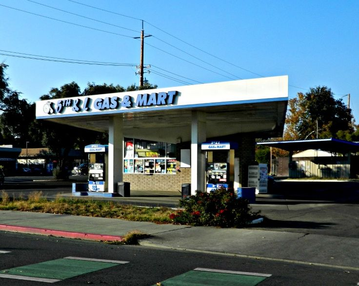 5th & L Gas & Mart - 504 L St., Davis, CA 95616; Phone(530) 759-1250