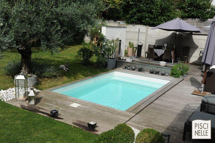 7 best images about reportage photo petite piscine dans un jardin on pinteres - Petite piscine jardin ...