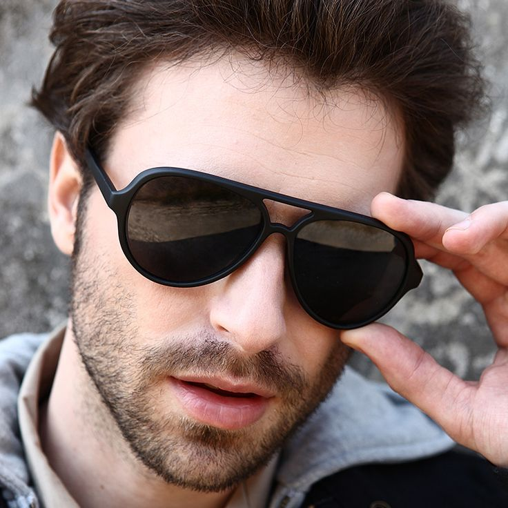 $16.65 (Buy here: https://alitems.com/g/1e8d114494ebda23ff8b16525dc3e8/?i=5&ulp=https%3A%2F%2Fwww.aliexpress.com%2Fitem%2FA-FITCH-Aviator-Sun-Glasses-For-Men-Cool-Black-Shades-2015-New-Brand-Eyewear-Sunglasses-Man%2F32480286576.html ) EYEFIT Black Aviator Sunglasses Men Brand Designer Shades Original Driving Sun Glasses For Men UV400 Pilot Driver Oculos Male for just $16.65
