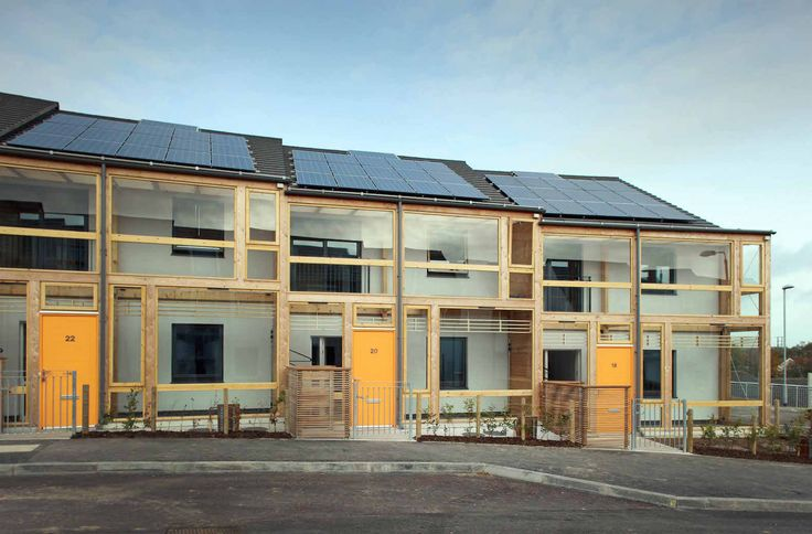 Zero-carbon housing development welcomes its first families in North Ireland