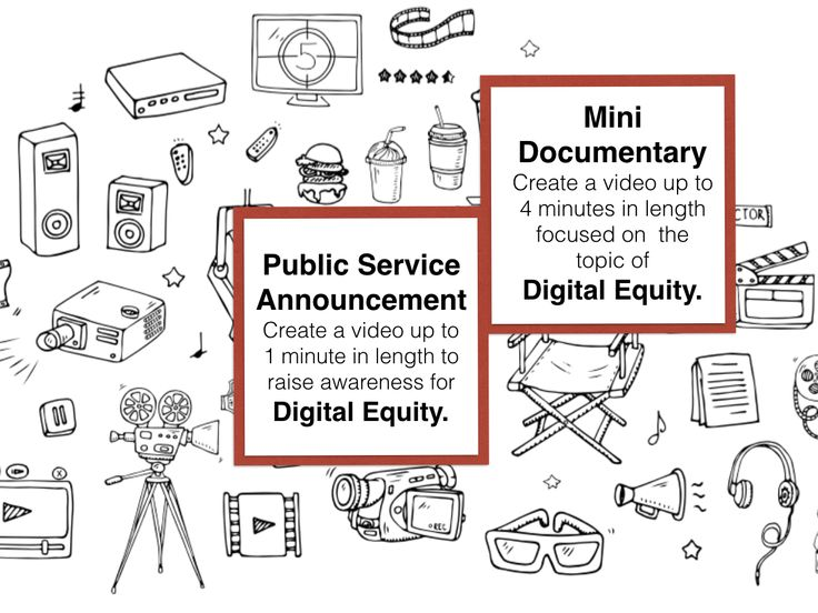 Digital Equity Student Video Challenge – Tell Us The Story of Equity in Your…