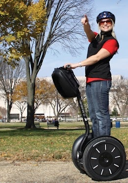 Segway® has come together with the Smithsonian® Institution to offer the only PT tour to depart from the National Mall at the National Museum of American History.