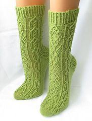 Socken (Anleitung deutsch)