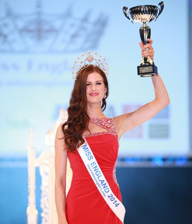 Murray Edwards medical student is crowned Miss England