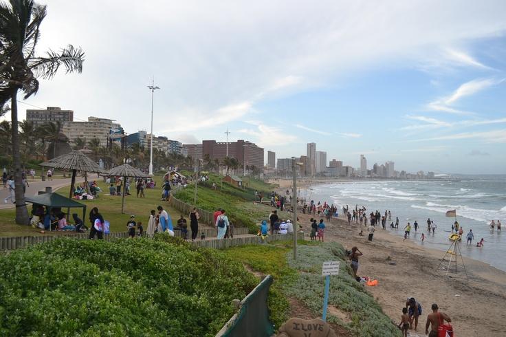 Durban Sea Beach