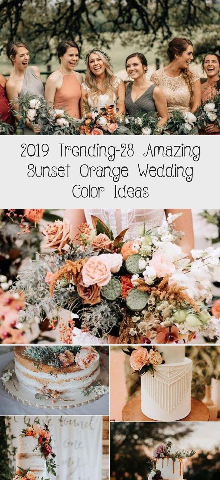 dusty orange mix and match bridesmaid dresses #WhiteBridesmaidDresses #PeachBridesmaidDresses #TaupeBridesmaidDresses #BridesmaidDressesStyles #BurgundyBridesmaidDresses
