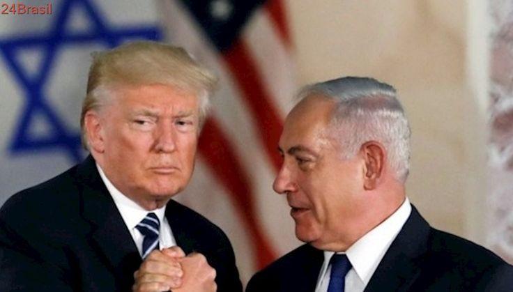 Netanyahu diz que se encontrará com Trump em Nova York